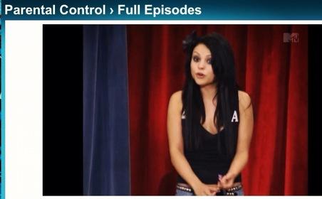 «Parental Control» — кадри