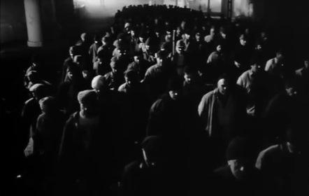 «Гармонії Веркмейстера» — кадри