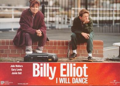 «Билли Эллиот» — кадры
