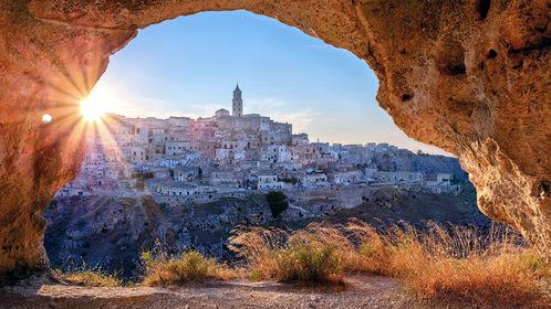 «Неизвестная Италия. Матера - город из камня» — кадры