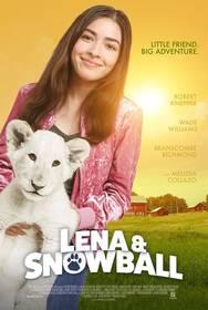 «Лена та білий тигр» — кадри