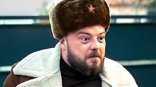 «Дружить по-русски!» — кадры