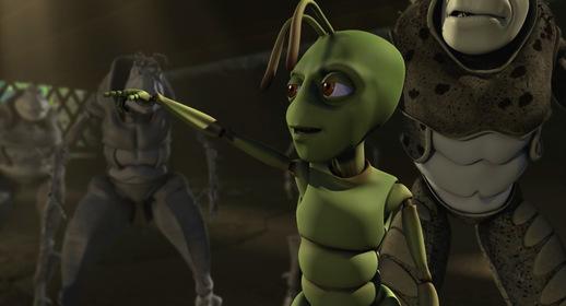 «Стриб-скок: У пошуках скарбів» — кадри