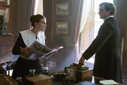 «Энола Холмс» — кадры