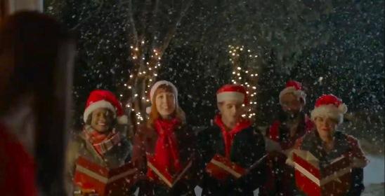 «Рождественский домик» — кадри