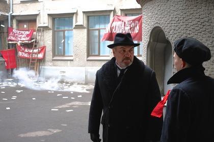 «Ленин: Неизбежность» — кадры