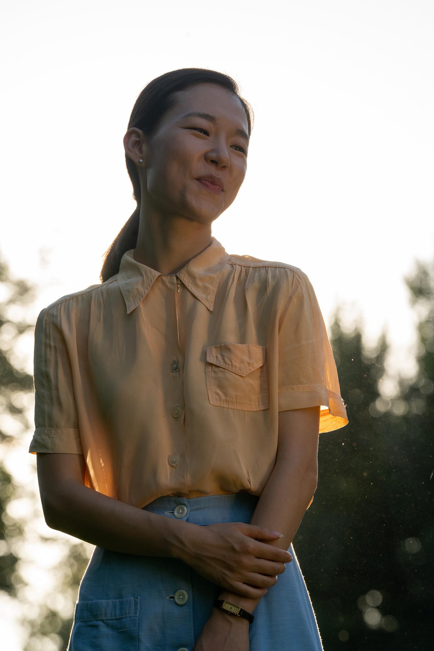 Фильм «Минари» (2020): Хан Е-ри 1500x2249