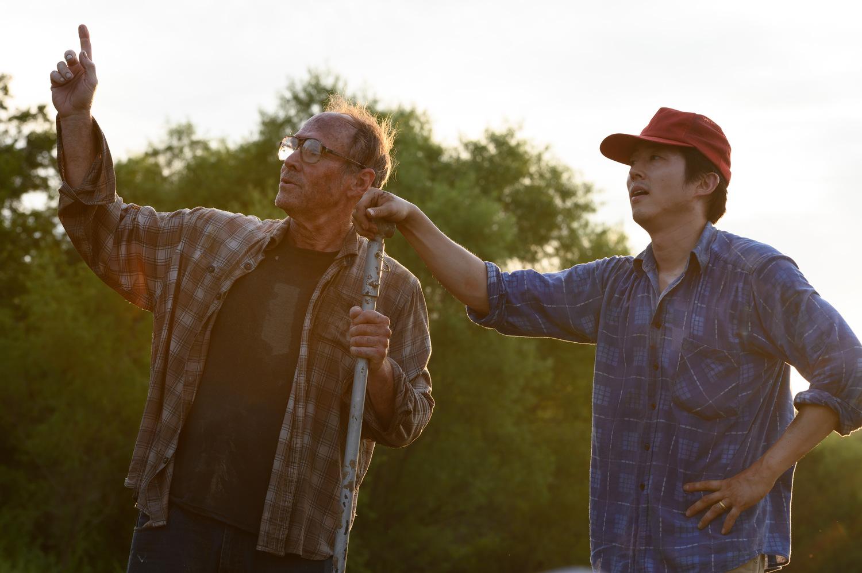 Фильм «Минари» (2020): Уилл Пэттон, Стивен Ян 1500x998