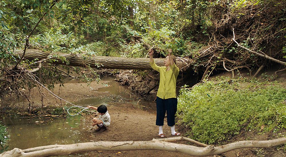 Фильм «Минари» (2020): Алан С. Ким, Юн Ё-джон 1000x550