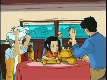 «Приключения Джеки Чана» — кадры