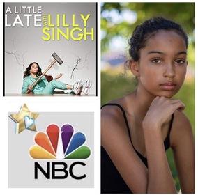«Слегка запоздало с Лилли Сингх» — кадры