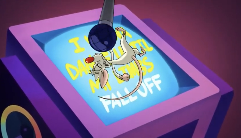 Серіал «Озорные анимашки» (2020 – ...): 1 сезон, 6 епізод — «The Cutening/Close Encounters of the Worst Kind/Equal Time» 1500x858