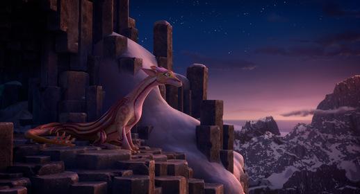 «Феї і таємниця країни драконів» — кадри