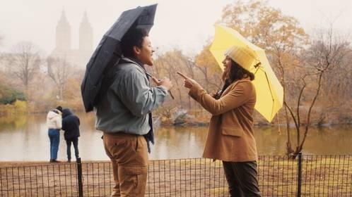 «Побачення в Нью-Йорку» — кадри