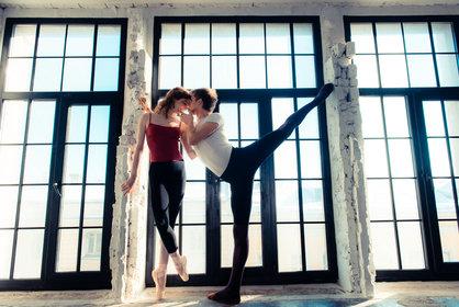 «Джой: Американка в русском балете» — кадры