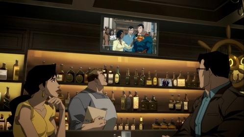 «Смерть та повернення Супермена» — кадри