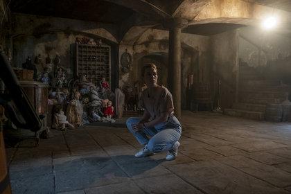 «Призраки усадьбы Блай» — кадры