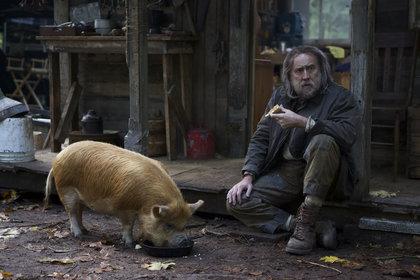 «Свиня» — кадри