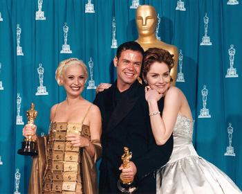 «65-я церемония вручения премии «Оскар»» — кадри