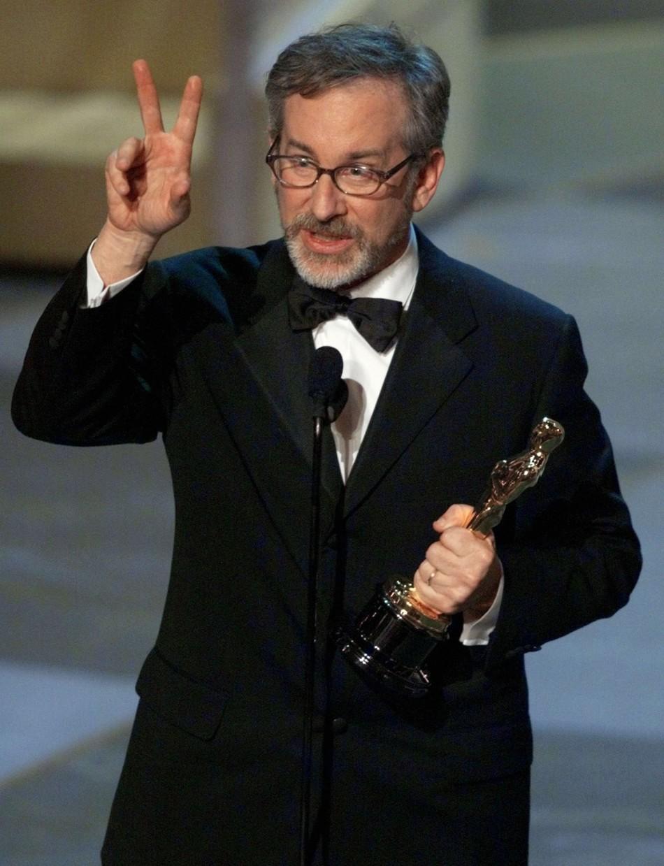 Фільм «71-я церемония вручения премии «Оскар»» (1999): Стівен Спілберґ 950x1239