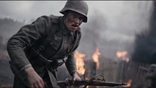 «Битва на Шельде» — кадры