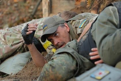 «Наші котики, або Як ми полюбили лопати в умовах обмеженої антитерористичної операції з тимчасовими елементами військового стану» — кадри
