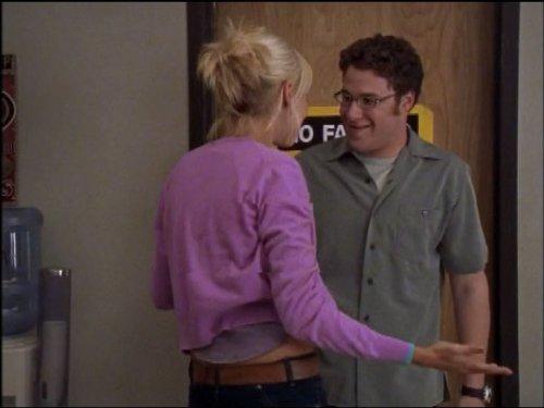 Серіал «Ті, що не визначилися» (2001 – 2002): Сет Роґен 500x375