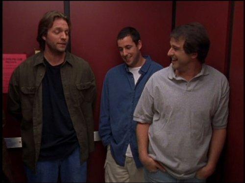 Серіал «Ті, що не визначилися» (2001 – 2002): Адам Сендлер 500x375