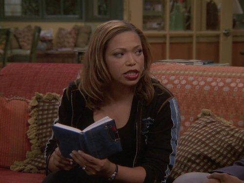 Серіал «Моя дружина й діти» (2001 – 2005): Тіша Кемпбелл 3 сезон, 5 епізод — «Diary of a Mad Teen» 500x375