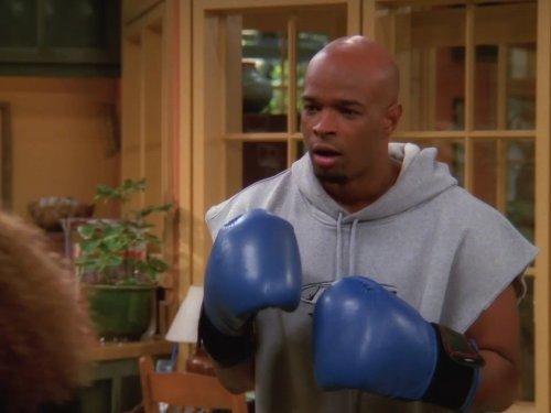 Серіал «Моя дружина й діти» (2001 – 2005): Деймон Уайанс 2 сезон, 20 епізод — «Papa Said Knock You Out» 500x375