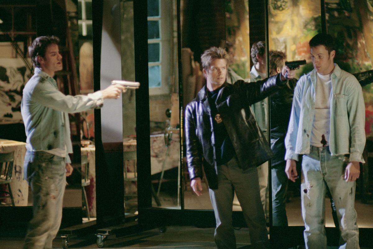 Серіал «Ведьмин клинок» (2001 – 2002): 1200x802