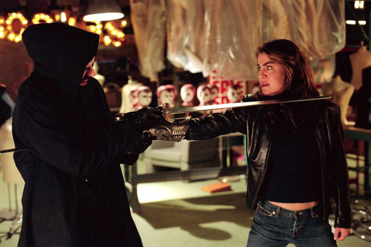Серіал «Ведьмин клинок» (2001 – 2002): Янсі Батлер 1200x802