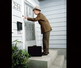 «Дверь в дверь» — кадри