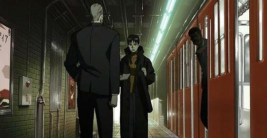 «Кровь: Последний вампир» — кадры