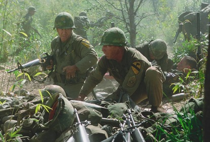 «Ми були солдатами» — кадри