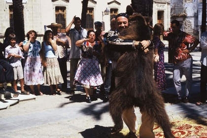 «Медвежий поцелуй» — кадры