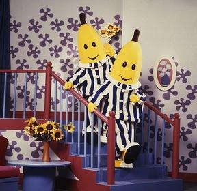 «Бананы в пижаме» — кадры