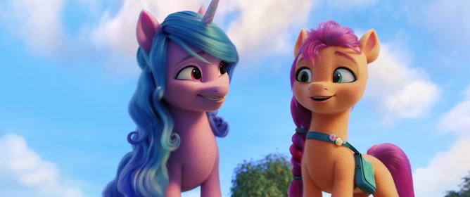 «My Little Pony: Нове покоління» — кадри