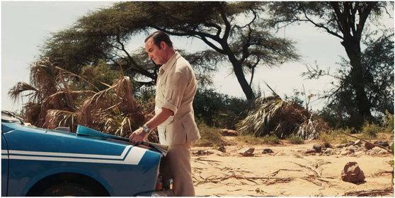 «Агент 117: Из Африки с любовью» — кадры