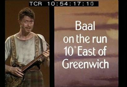 «Баал» — кадри