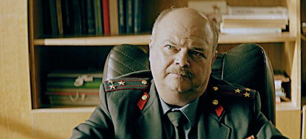 «Милиционер с Рублёвки» — кадры