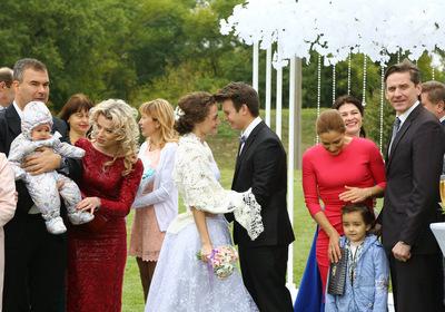 «Идеальный брак» — кадры
