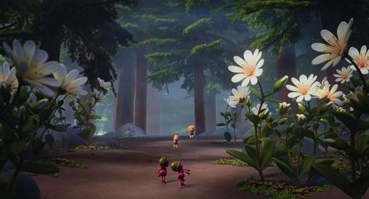 «Пчёлка Майя: Медовый движ» — кадры