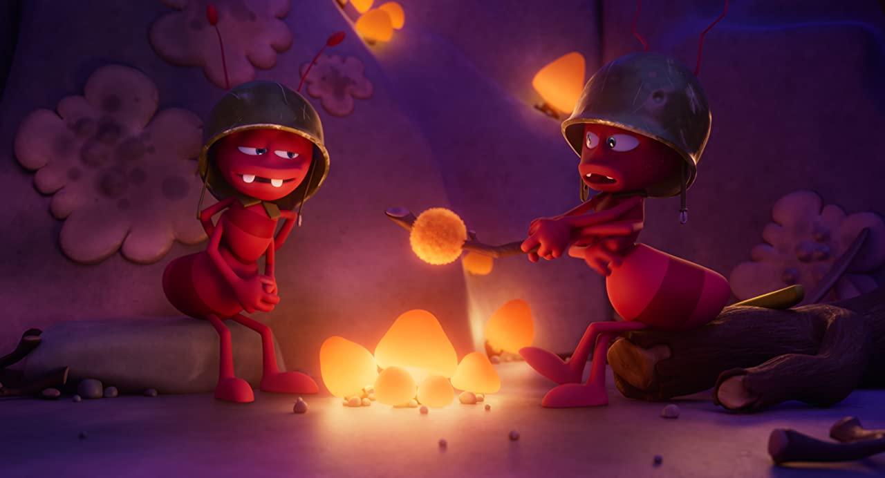Мультфильм «Пчёлка Майя: Медовый движ» (2021): 1280x692