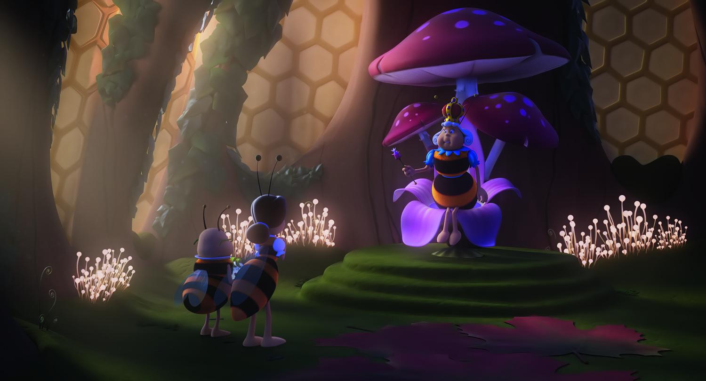 Мультфильм «Пчёлка Майя: Медовый движ» (2021): 1500x811