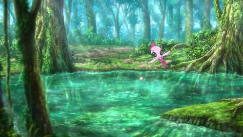 «Покемон-фильм: Секреты джунглей» — кадры
