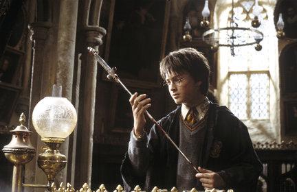 «Гарри Поттер и Тайная комната» — кадры