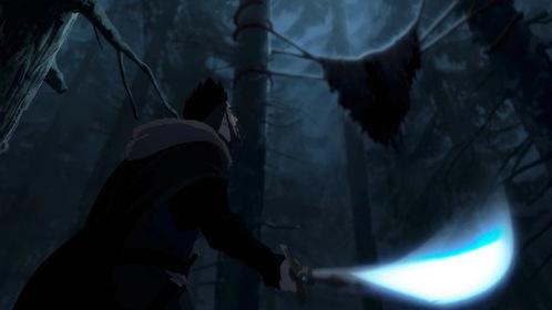 «Ведьмак: Кошмар волка» — кадры