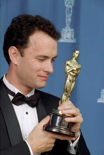 Фільм «66-я церемония вручения премии «Оскар»» (1994): Том Генкс 429x640
