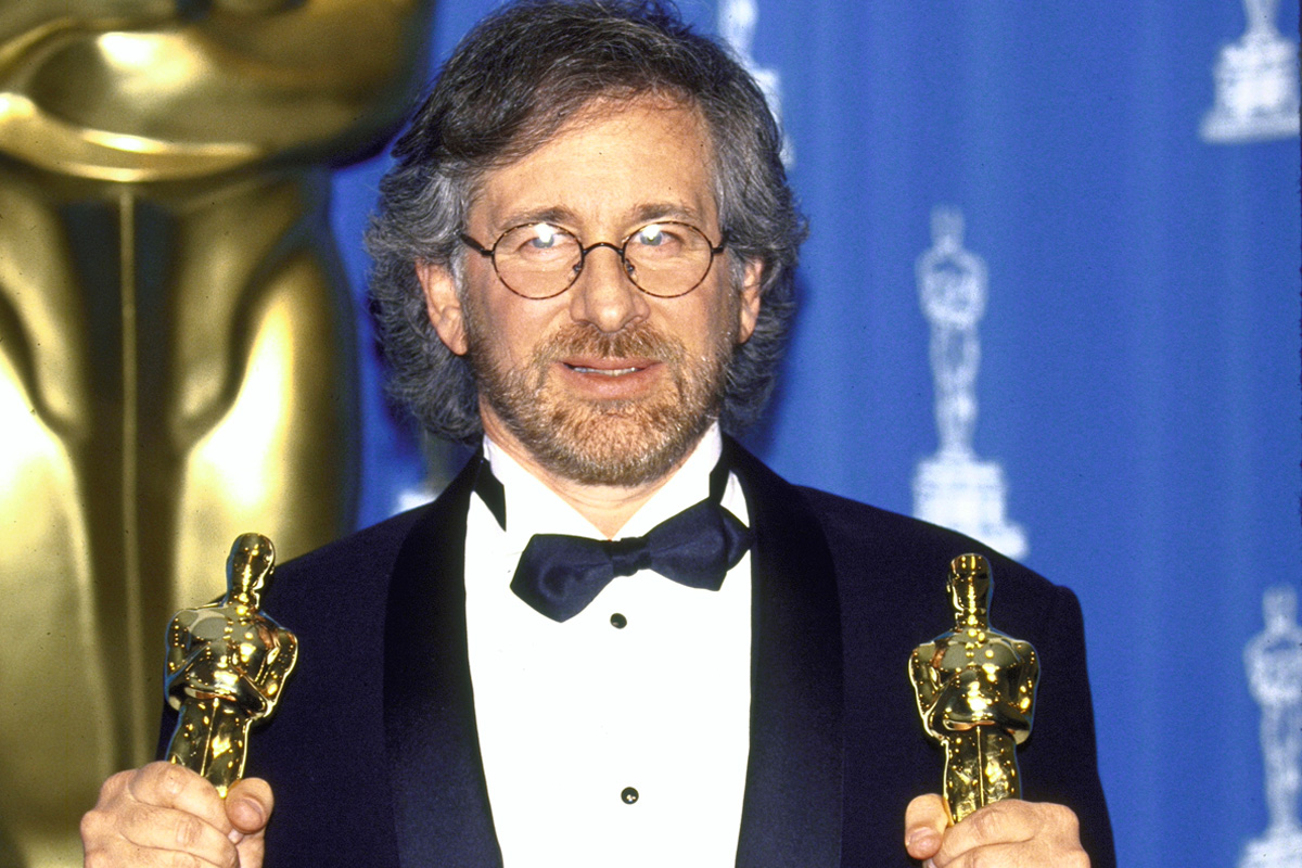 Фільм «66-я церемония вручения премии «Оскар»» (1994): Стівен Спілберґ 1200x800